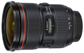 canon 24-70mm best canon lenses for video