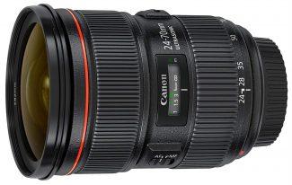 canon 24-70mm best canon lenses for video
