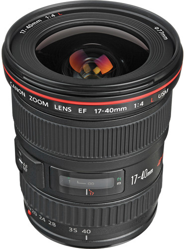 canon 17-40mm best canon lenses for video