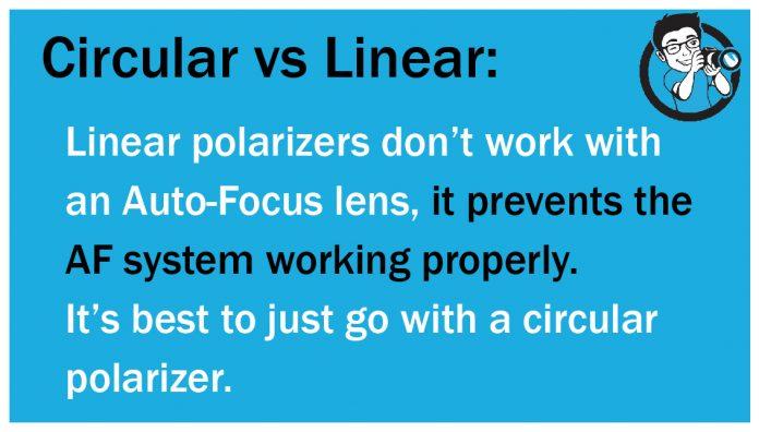 Circular vs Linear