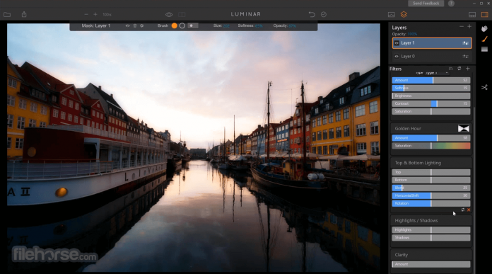 Best Photoshop alternatives - Luminar 3