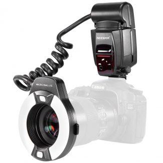 Neewer Macro TTL Ring Light for Macro Photography