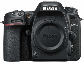 Nikon D7500 best cameras for wildlife photography