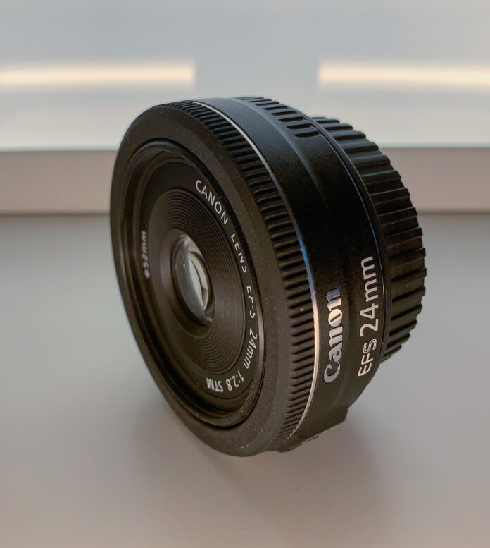 canon 24mm lens wide angle