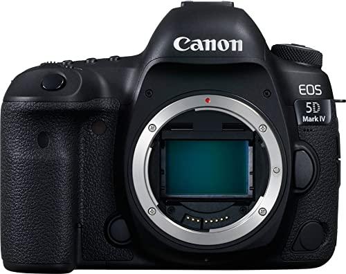 Canon's full-frame 5D Mark IV